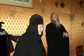 Встреча с протоиереем Александром Ториком