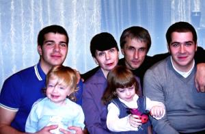 Семья Надежды Бабкиной