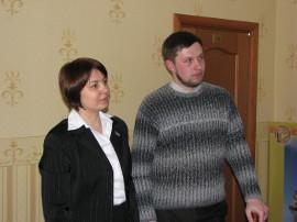 Світлана Коппел-Ковтун та Андрій Ковтун
