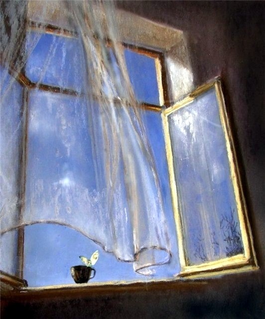 Откроем окна полетим