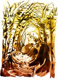 Золото деревьев
