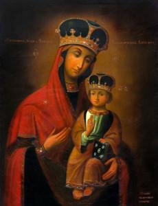Лубенская чудотворная икона Божией Матери