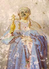 Расстелянная икона св. Александры