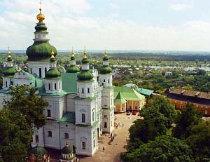 Свято-Троїцький храм у м. Чернігів