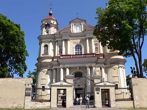 Храм Петра і Павла у м.Вільнюс