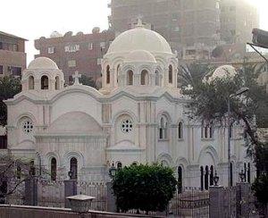 Церковь Святой Марии в Зейтуне