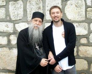 С отцом Пантелеимоном