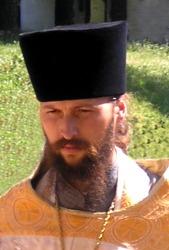 Протоиерей Борис Кондрат