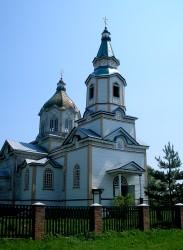 Успенская церковь с.Пески