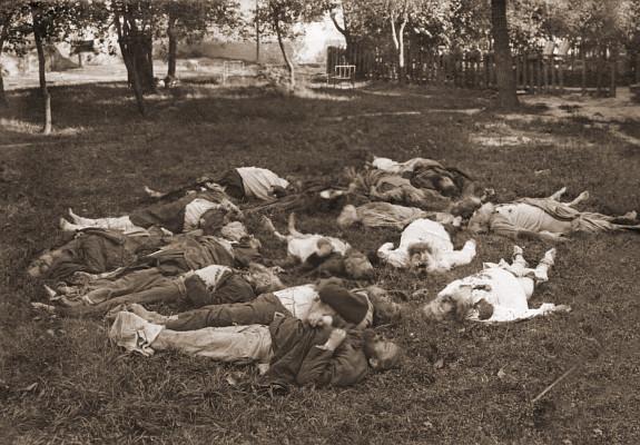Убиенные Мгарские новомученики