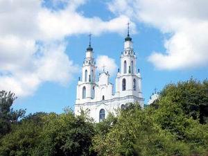Купола Софийского Собора