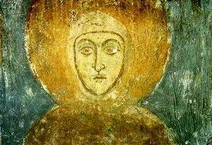 Фреска в Спасской церкви