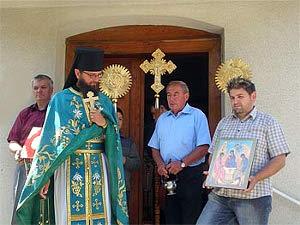 Богослужение на Пятидесятницу