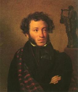 Пушкин в портретах По ком звонит колокол А С Пушкин Портрет работы О А Кипренского 1827