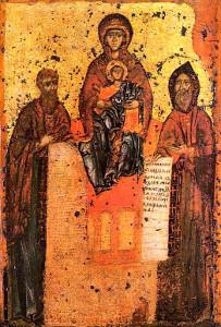 Свенская-Печерская икона Божией Матери