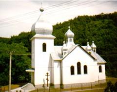 Храм Рождества Богородицы (с. Цейков)