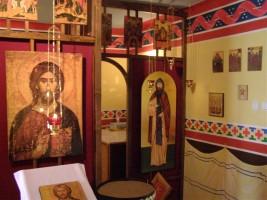 Домовой храм св. Моисея Угрина