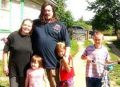 о.Андрей с семьей