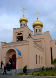 Храм св.Троицы