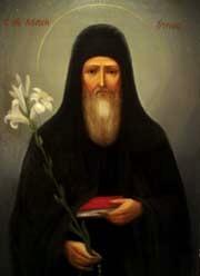 Прп. Моисей Угрин