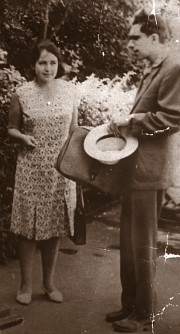 Аверинцев с женой