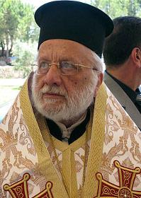Митрополит Георгий (Ходр)