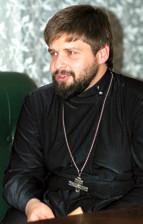 Священник Михаил Самохин