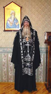 Схиигумен Авраам Рейдман