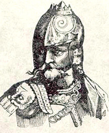 Великий князь Гедимин