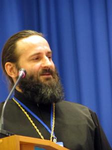 Протоієрей Володимир Ровінський