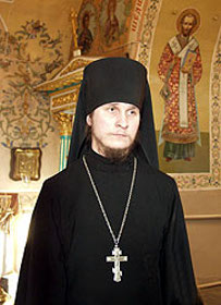 Игумен Пахомий (Брусков)