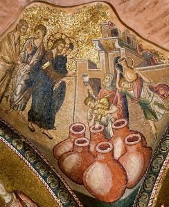 Брак в Кане Галилейской