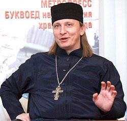Священник Иоанн Охлобыстин