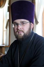 Священник Сергий Звонарев