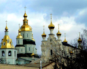 Харьковский Свято-Покровский монастырь