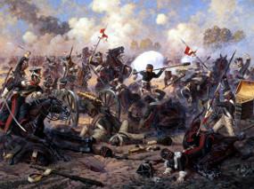 Александр Аверьянов. Бородинская битва