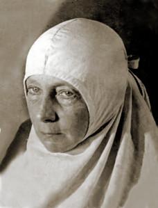 Матушка Нектария (Нина Владимировна Гохвельт)