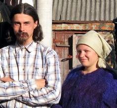 о.Димитрий с матушкой Галиной