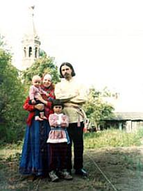 Семья Бугуновых
