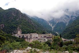Монастырь святого Павла, Афон