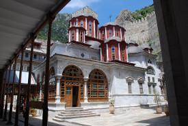 Кафоликон монастыря святого Павла, Афон