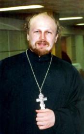 Свящ. Георгий Казанцев