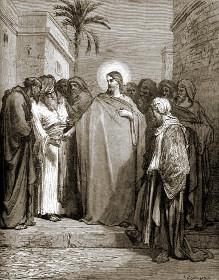 Спор Христа с фарисеями