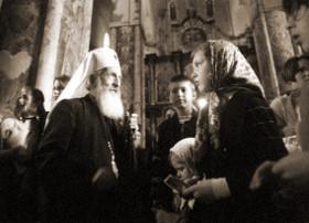 В монастыре Раваница