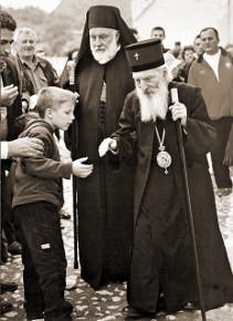 Сербский Патриарх Павел