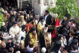 Прославление св. Филумена