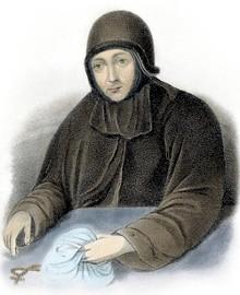 Монахиня Досифея, старица Ивановского монастыря