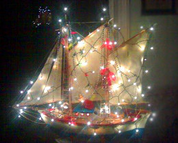 Рождественский корабль