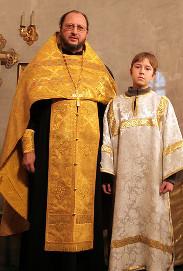 Отцовство глазами священника