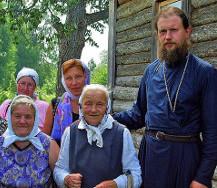Священник Михаил Ганешин
